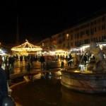 Târgul de Crăciun din Piazza Navona, Roma