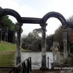 Villa Adriana- faţă în faţă cu luxul antic