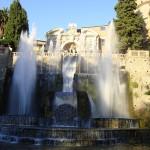 Villa D'Este…goală
