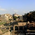 Forul Roman- plimbare printre ruine milenare