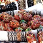 Le uova di Pasqua in Romania, piccoli gioielli
