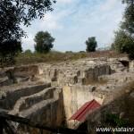 Necropola etruscă de la Tarquinia