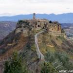 Civita di Bagnoregio, oraşul care nu vrea să moară