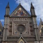 Domul din Orvieto, în dulcele stil gotic