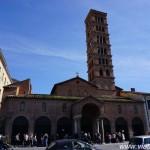 Biserica Santa Maria in Cosmedin, dincolo de Bocca della Verità