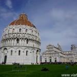 Pisa, plimbare printre Miracole