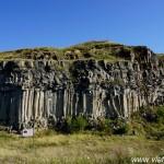 Racoş: Coloanele de bazalt, Lacul de smarald şi Vulcanul stins