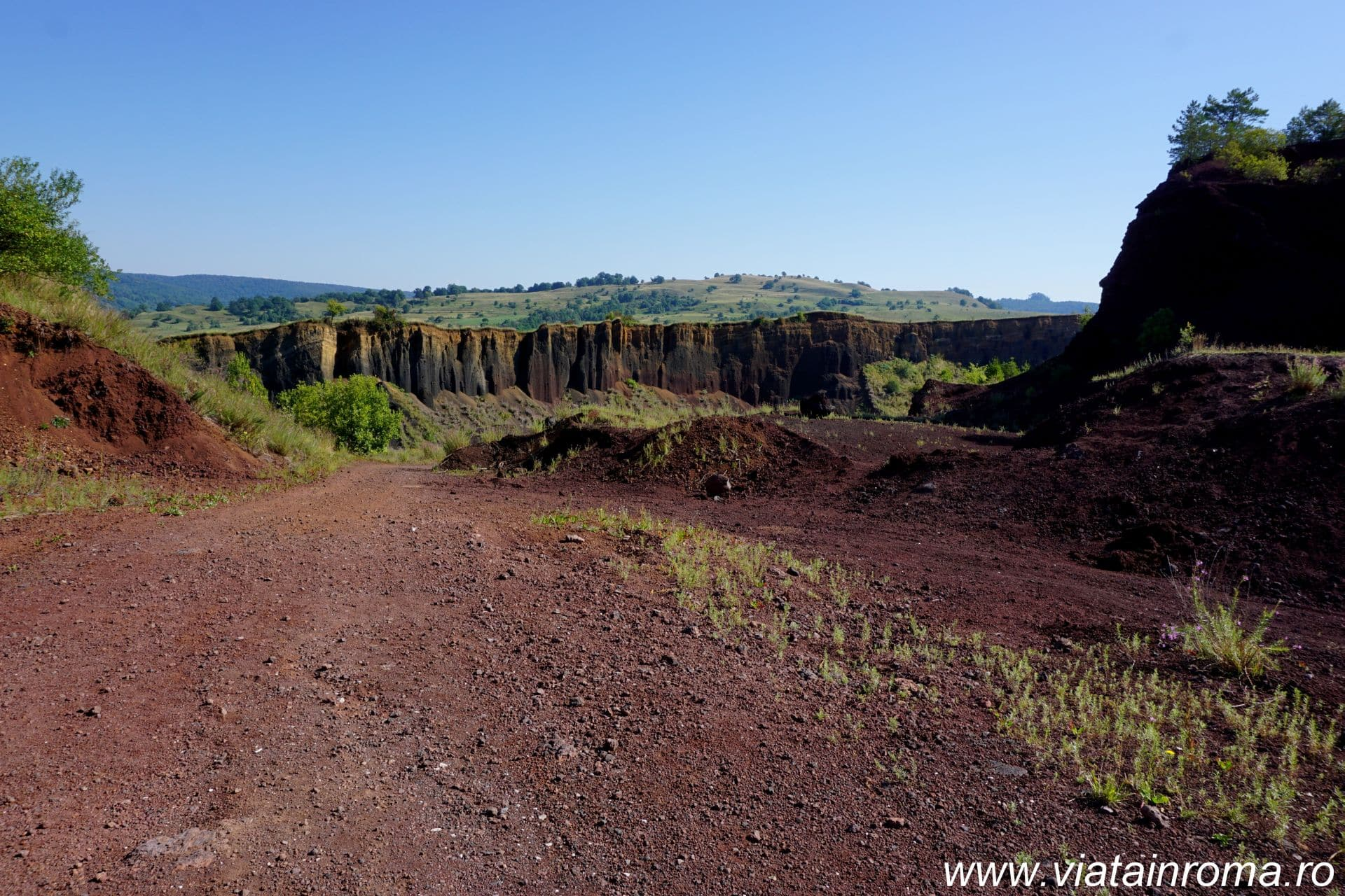 vulcanul stins racos