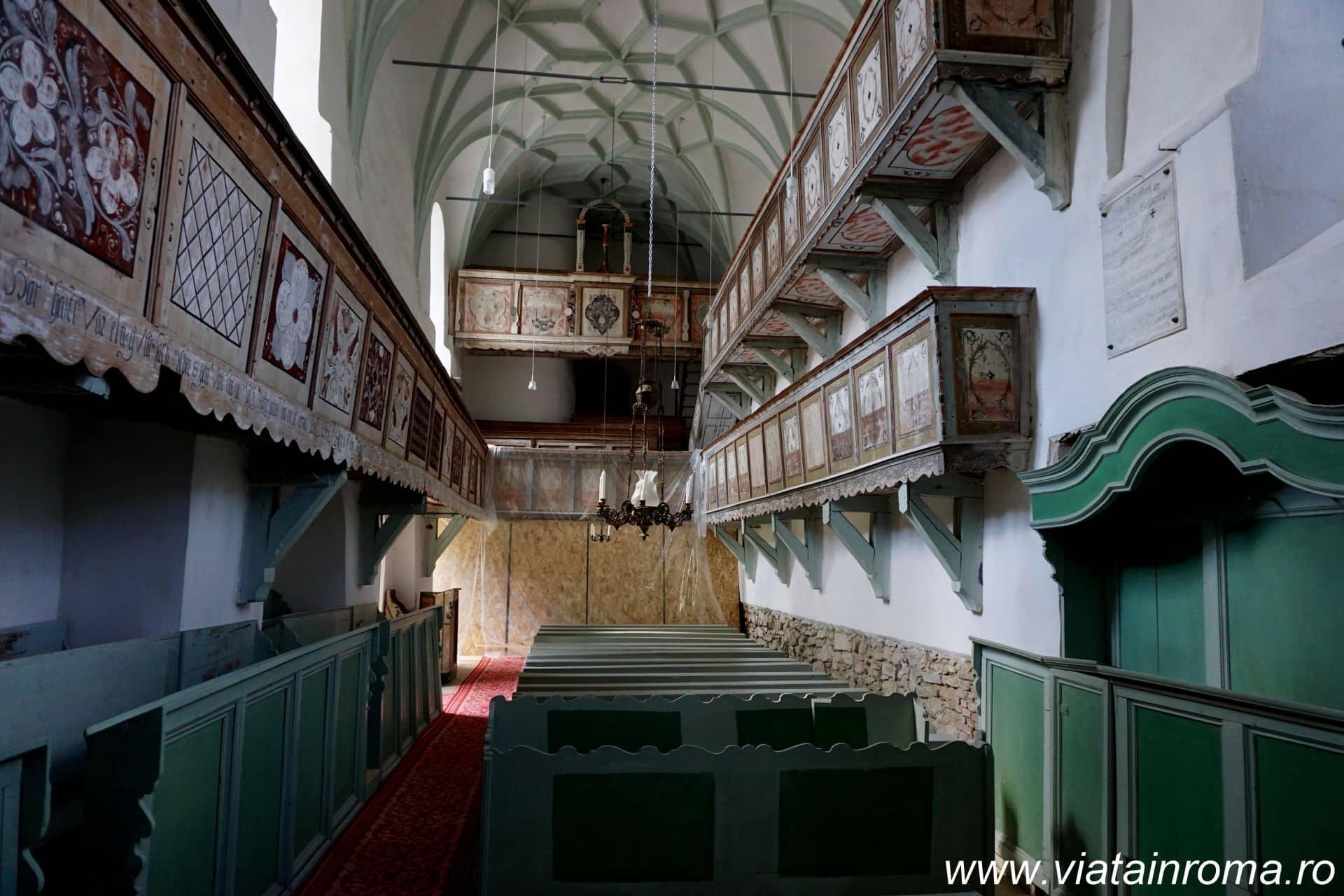 biserici fortificate bunesti