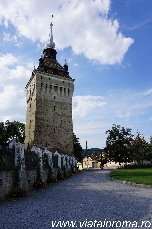 biserici fortificate saschiz