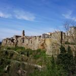 Pitigliano, Micul Ierusalim toscan
