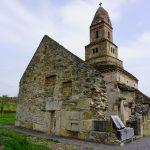 Biserica din Densuș, monument fără seamăn
