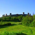 Monteriggioni și Volterra, înapoi în Evul Mediu