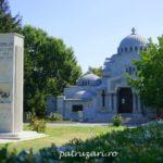 Mausoleele Vrancei, altare întru slava eroilor