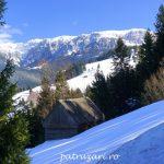 Plimbare prin Andole, traseul T3, iarna
