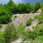 Strâmtura Coza, mini Rainbow Mountain-ul Vrancei