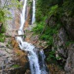 Cascada Moara Dracului din Bucegi